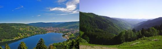 """HAUTES-VOSGES par """"Le Val d'Argent"""""""