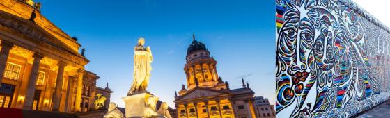 BERLIN  et ses «quartiers villages»