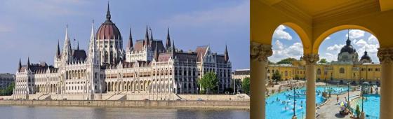 """BUDAPEST """"ville décor, ville théâtre"""""""