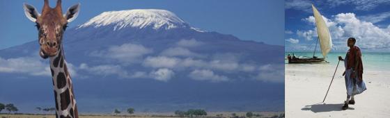 TANZANIE  «du Ngorongoro à Zanzibar»