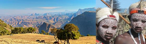 """ETHIOPIE """"sur les traces de le Reine de Saba"""""""