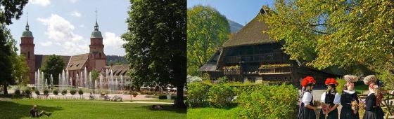 """FORET NOIRE Nord """"Hoch-Schwarzwald"""""""