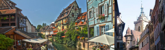"""COLMAR  """"Capitale des Vins d'Alsace"""""""
