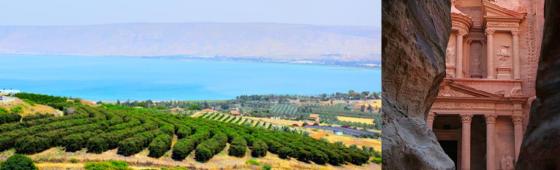"""ISRAËL """"Hauts lieux d'Israël & Jordanie"""""""