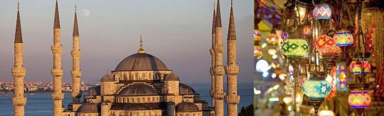 ISTANBUL     « l'Orient tout contre l'Occident »