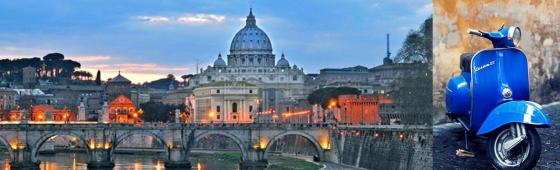 """ROME     la """"Ville Eternelle"""""""