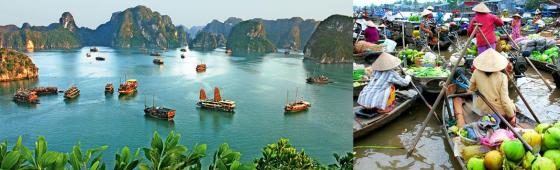 """VIETNAM """"des moments d'authenticité"""""""