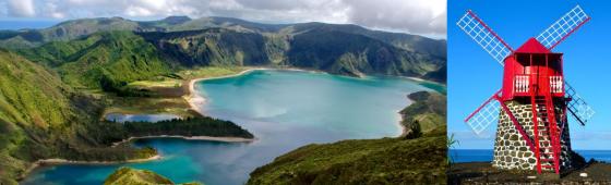 """ACORES """"Lacs et Volcans"""""""