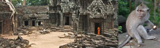 """CAMBODGE """"Angkor"""""""