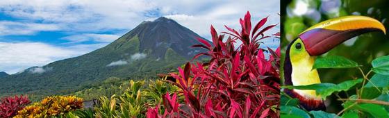 COSTA RICA, LE PARADIS VERT