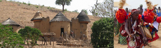 BENIN & BURKINA FASO
