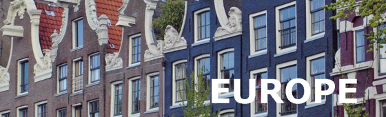 CIRCUITS EN EUROPE