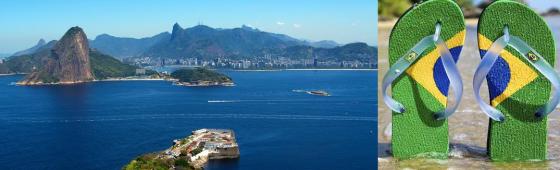 "BRESIL ""de Salvador de Bahia à Rio"""