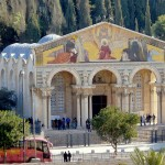 Israël - Jérusalem - Eglise de Gethsémani
