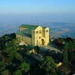 Israël - Mont Tabor - Eglise de la Transfiguration