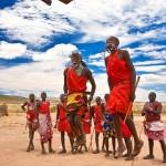 Kenya - Tribu Masaï