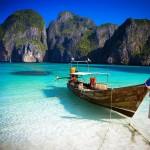 Phuket Plage de Phi Phi Island