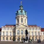 Allemagne - Berlin - Château de Charlottenburg
