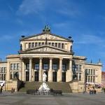 Allemagne - Berlin - Gendarmenmarkt
