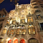 Espagne - Barcelone - Architecture de Gaudi