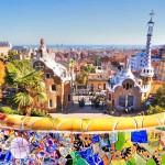 Espagne - Barcelone - Parc Güell