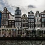 Hollande - Amsterdam - Marché aux Fleurs