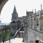 Hongrie - Budapest - Bastion des Pêcheurs