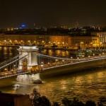 Hongrie - Budapest - Pont de la Chaine