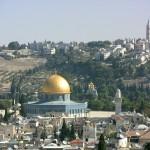 Israël - Jérusalem - vue Panoramique