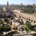 Israël - Jérusalem - Tour de David