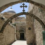 Israël - Jérusalem - Via Dolorosa - Station IX