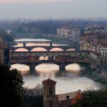 Italie - Florence - Ponte Vecchio