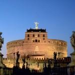Italie-Rome-Château-St-Ange