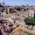 Italie-Rome-Le-Forum