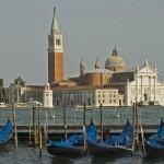 Italie - Venise - Ile et Basilique San Giorgo Maggiore