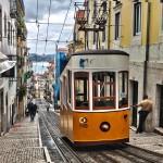 Portugal - Lisbonne - Funiculaire de Biga