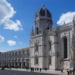 Portugal - Lisbonne - Monastère Hieronymites