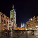 Rép. Tchèque - Prague - Place de la Vieille Ville