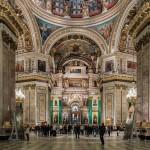 Russie - St Petersburg -Cathédrale St Isaac