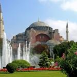 Turquie - Istanbul - Basilique Ste Sophie