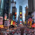 USA - New York - Times Square