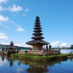 Bali - Lac Bratan - Temple Alun Danu