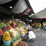 Bali - Marché de Bedugul