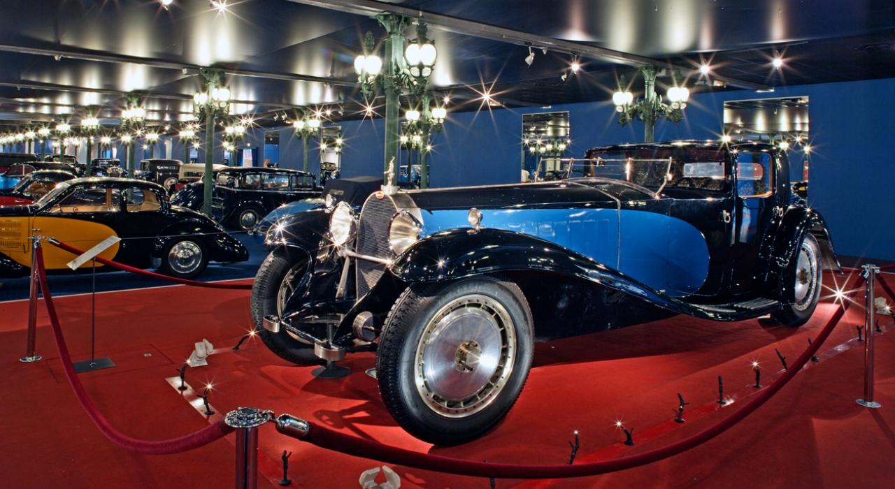 mulhouse la cit de l automobile visiotours voyages. Black Bedroom Furniture Sets. Home Design Ideas
