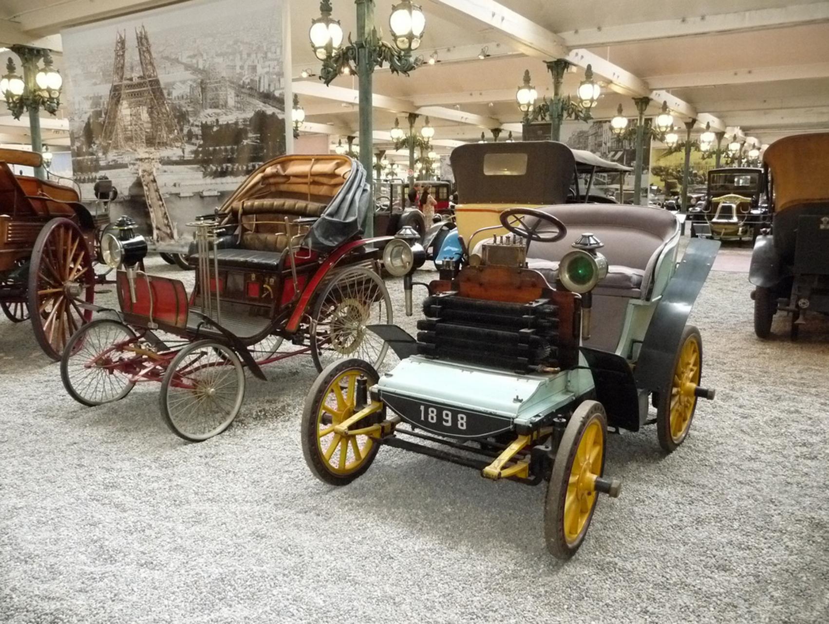 mulhouse la cit de l automobile visiotours voyages sur mesure. Black Bedroom Furniture Sets. Home Design Ideas