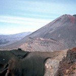 Nouvelle Zélande - Ngauruhoe - Red Crater