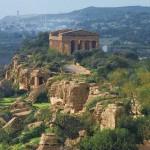 Italie - Sicile- Agrigente - Vallée des Temples
