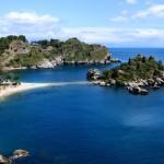 Italie - Sicile - Taormine - Isola bella