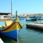 Malte - Port de Marsaxlokk