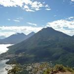 Guatemala - Panajachel - Lac Atilan - Volcan San Pedro